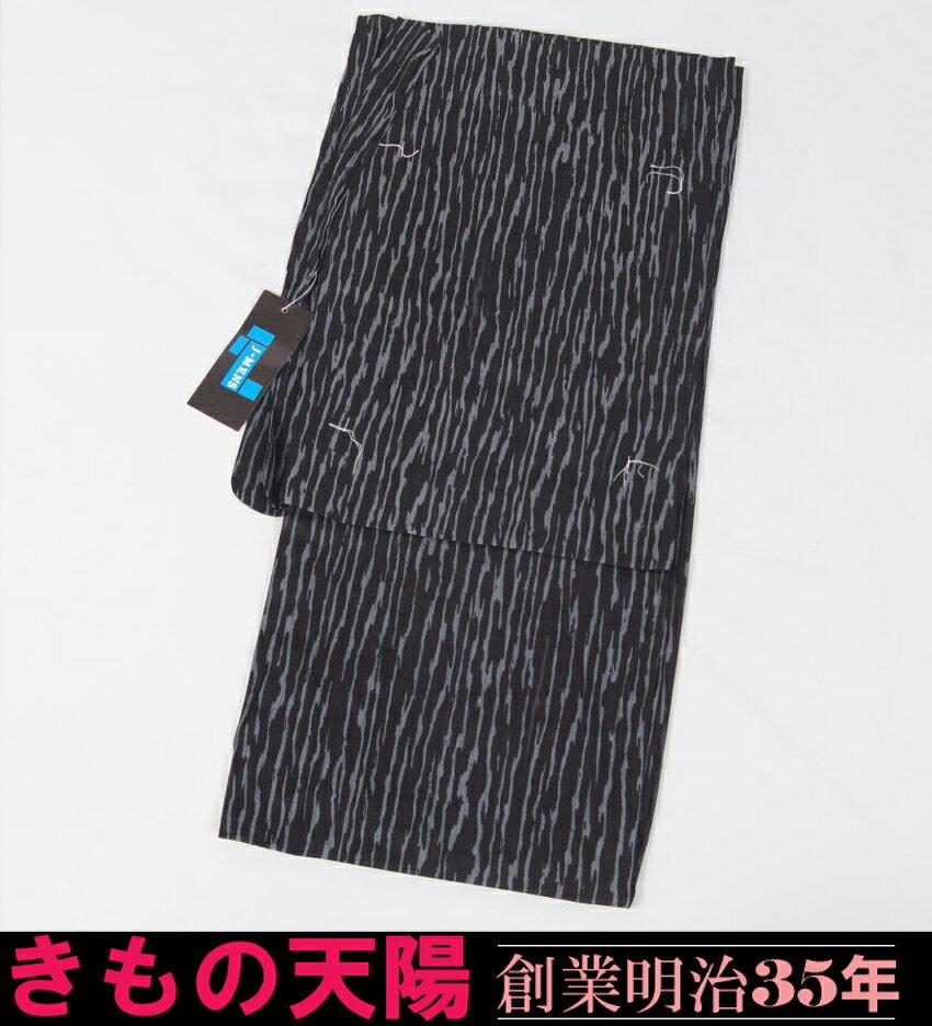 【新品】男物 メンズ浴衣(1) 綿100%「J-MENS」【LLサイズ】★送料無料(Free shippinng only in Japan)【リサイクルきもの・リサイクル着物・通販・販売・アンティーク着物・着物買い取りの専門店・りさいくるきものてんよう】(A)