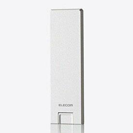 ☆ 【沖縄・離島配送不可】エレコム WiFi 無線LAN 中継器 11ac/n/a/g/b ac1200 867+300Mbps ホワイト 小型モデル デュアルバンド WTC-1167US-W ☆