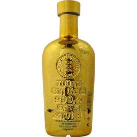 ゴールド 999.9 ジン 700ml 正規