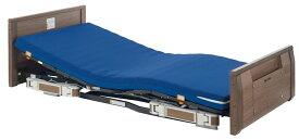 プラッツ ラフィオ ポジショニングベッドシリーズ 背上げ3モーター 木製フラットボード P110-71BAS/R/L ショート/レギュラー/ロング