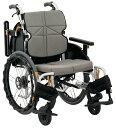 車椅子 自走式 低床 スリム コンパクト 松永製作所 NEXT-50B ネクストコア・ミニモ NEXT CORE 【法人様受取り 送料無…