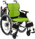 車椅子 自走式 スリム 軽量 松永製作所 NEXT-51B ネクストコア・アジャスト NEXT CORE 【法人様受取り 送料無料】