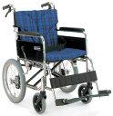 【条件付き送料無料】【ノーパンクタイヤ】車椅子 車イスアルミ介助式車いすカワムラサイクル BM16-40(38・42)SB-Mソフトタイヤ仕様
