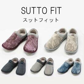 あゆみシューズ SUTTO FIT スットフィット S〜3L 両足 3E相当 2246
