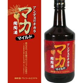 ★アンデスのチカラ★ 陶陶酒マカ(とうとうしゅ) マイルド 720ml