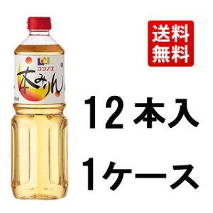 【九重味淋】ココノエ 本みりん 1000ml 12本(1ケース) ペットボトル【調味料・1L】◆送料無料対象外地域有