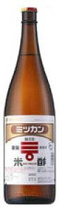 【ミツカン】米酢(華撰) 1800ml 業務用【調味料・お酢】【一升瓶入り】