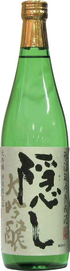 【送料無料】隠し大吟醸 美濃菊 【720ml×12本 ケース販売】【zzkvan】