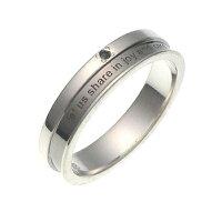 ペアリング刻印シルバーダイヤモンドシンプルブラックカラーピンクゴールドカラーメッセージ幅広上品おしゃれ指輪マリッジリング結婚指輪Silver925送料無料2本セット価格