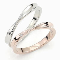 ペアリングシルバーダイヤモンドピンクシルバー刻印無料ペアアクセサリーペアリング指輪送料無料ギフトランキングプレゼント誕生日記念日ホワイトデークリスマスマリッジリング
