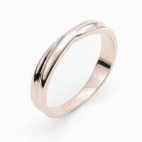 ペアリング刻印シルバーピンクシルバーシンプルクロスラインXラインおしゃれ指輪偶数サイズマリッジリング結婚指輪Silver925送料無料2本セット価格