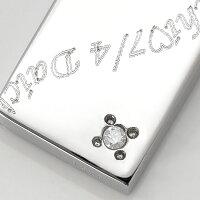ペアネックレスステンレス刻印無料ダイヤモンド合わせハートオリジナル刻印シンプルおしゃれペンダントサージカル316Lノンアレルギー金属アレルギー対応送料無料2本セット価格