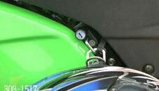 キジマ(KIJIMA) 303-1517 ヘルメットロック ニンジャ250R/Ninja250R(EX250K・08-12Y)用