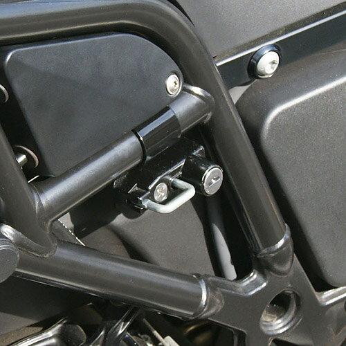 キジマ(KIJIMA) BM-05005 ヘルメットロック F650 / F700 / F800GS用