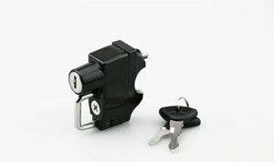 キジマ(KIJIMA) 303-1579 ヘルメットロック PCX/GROM用 ※汎用品 ネジ間ピッチ32mm