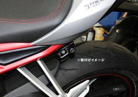 キジマ(KIJIMA) トライアンフ ストリートトリプル S / RS LOW / R 2017y-用 ヘルメットロック HTR-05008