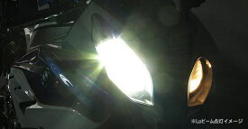 プロテック BMW S1000RR['15〜'19 K46]用 LEDヘッドライトバルブキット LB7-BS H7 6000K ※Loビーム側専用 65027