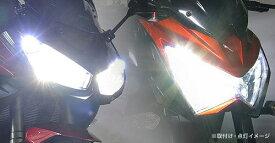 即納 プロテック CBF600S / CBR600RR / Ninja1000 / Ninja650 / Ninja400 / YZF-R25等用 LEDヘッドライトバルブキット LB7-S H7 6000K 65029
