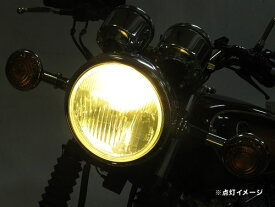プロテック SR400 [85〜19 RH16J / RH03J / RH01J / 1JR]用 LEDヘッドライトバルブキット LB4-SR3 H4Hi/Lo 3000K 65060-30