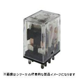 オムロン MY2N AC200/220 動作表示灯内蔵 2極ミニパワーリレー