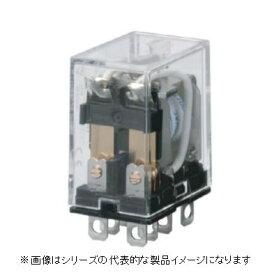 オムロン LY2N AC200/220 動作表示灯内蔵 2極ハイパワーリレー