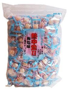手づくり飴『地釜本造り』 熱中飴2 梅塩味 業務用 塩飴1kg ■井関食品