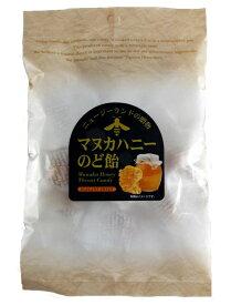 マヌカハニー キャンディ のど飴 マドモアゼル・イセキ 「マヌカハニーのど飴」×2袋 ■井関食品