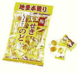 梅しょうがのど飴 『地釜本造り』手作り飴 いせきのど飴 梅しょうが入り10袋 ■井関食品