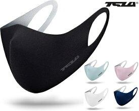 (テスラ)TESLA スポーツマスク フェイスカバー [吸汗速乾・UVカット] ランニング バイク サイクリング トレーニング 男女兼用 ユニセックス 洗える