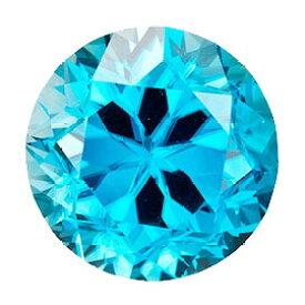 【3個】カラーダイヤモンド 【ラウンドカット】 ルース スカイブルー 1.3mm 天然石 アクセサリー diac-skb-13