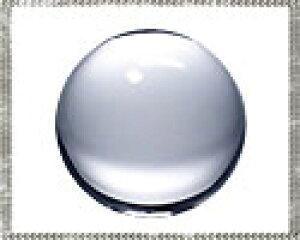 クォーツ(水晶) 【ラウンドカボション】 約4mm ルース 1個 裸石 天然石