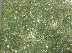 グリーンサファイア 【ラウンドカット】 約4mm ルース 《1個》 裸石 天然石