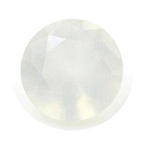 ムーンストーン 【ラウンドカット】 約6mm ルース 1個 裸石 天然石