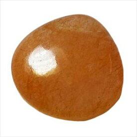 ルチルクォーツ 【ペアシェイプパーツ】約13.4x14x5.7mm 《1個》 ビーズ 天然石 針水晶