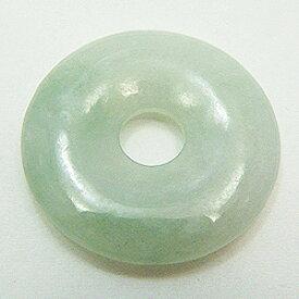 アマゾナイト 【ピーディスク】 40mm ムナイキ 《1枚》 ドーナツ Pディスク 天然石