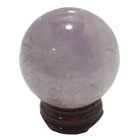 アメジスト 丸玉 約42mm /スピリチュアルインテリア パワーストーン 磨き石 一点もの