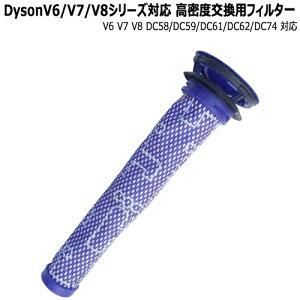 ダイソン V6/V7/V8 対応 プレモーターフィルター(互換品) JK9-13 Dyson 掃除機用 フィルター V6 シリーズ 消耗品