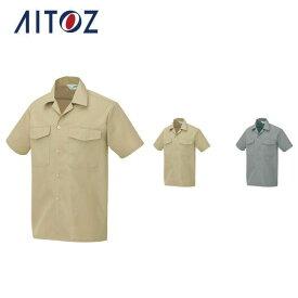 AZ-561 アイトス 7650半袖シャツ(男女兼用) | 作業着 作業服 オフィス ユニフォーム メンズ レディース