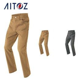 AZ-64120 アイトス ワークパンツ(ノータック)(男女兼用)   作業着 作業服 オフィス ユニフォーム メンズ レディース