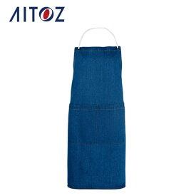 AZ-7801 アイトス デニムエプロン | 作業着 作業服 オフィス ユニフォーム メンズ レディース
