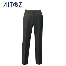 AZ-861261 アイトス レディースシャーリングパンツ(ノータック) | 作業着 作業服 オフィス ユニフォーム メンズ レディース