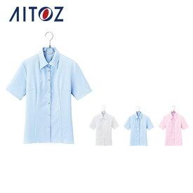 AZ-HCB2930 アイトス 半袖ブラウス | 作業着 作業服 オフィス ユニフォーム メンズ レディース