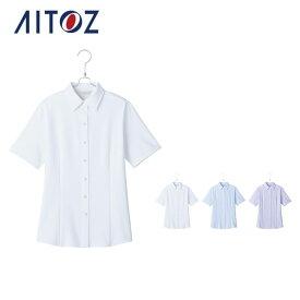 AZ-HCB4000 アイトス 半袖ブラウス | 作業着 作業服 オフィス ユニフォーム メンズ レディース
