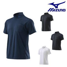 ミズノ mizuno ワークシャツ 半袖 C2JA8182 | ワーク 作業 現場 着