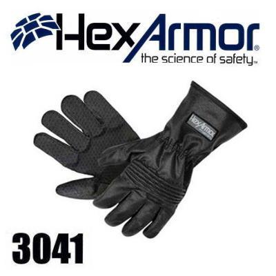 耐切創手袋 保護手袋 ヘックスアーマー3041【HEXARMOR】