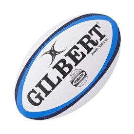 【ワールドカップサプライヤーキャップ プレゼント!】GILBERT (ギルバート)AWB-3000SL 4号 ラグビーボール【GB9126】   スポーツ
