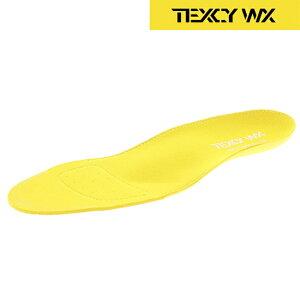 アシックス商事 作業靴 安全靴 用 中敷き テクシー ワークス WX-1001 SOCK スタンダード   asics TEXCY WX アシックス 中敷 インソール 安全靴 ウィンジョブ 吸水 速乾 消臭 メンズ レディース 靴 立ち