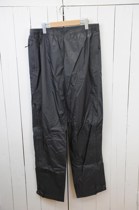 Patagonia(パタゴニア) 『Men's Torrentshell Pants』(メンズ トレントシェル パンツ)(色:Forge Grey) ※日本正規取扱店 [送料無料] 02P03Dec16