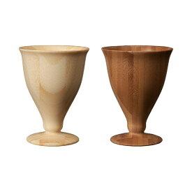 木製グラス リヴェレット リキュールベッセル RIVERET <ペア> セット