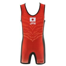鬼シングレット HERO JAPAN IPF公認 つりパン リフティングスーツ